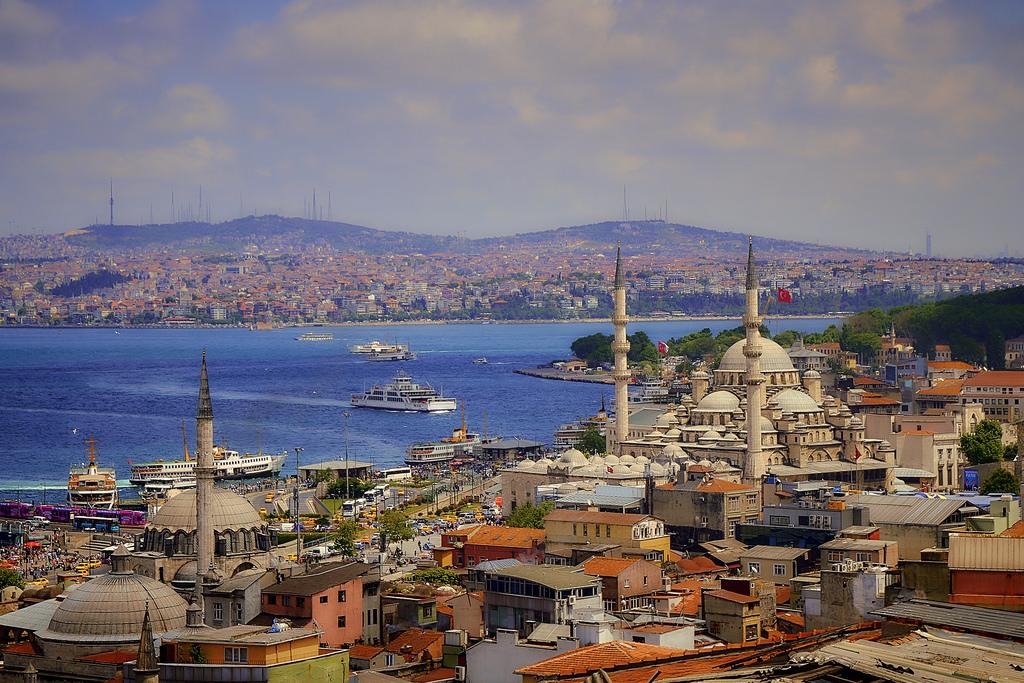 Dove andare in maggio: Istanbul