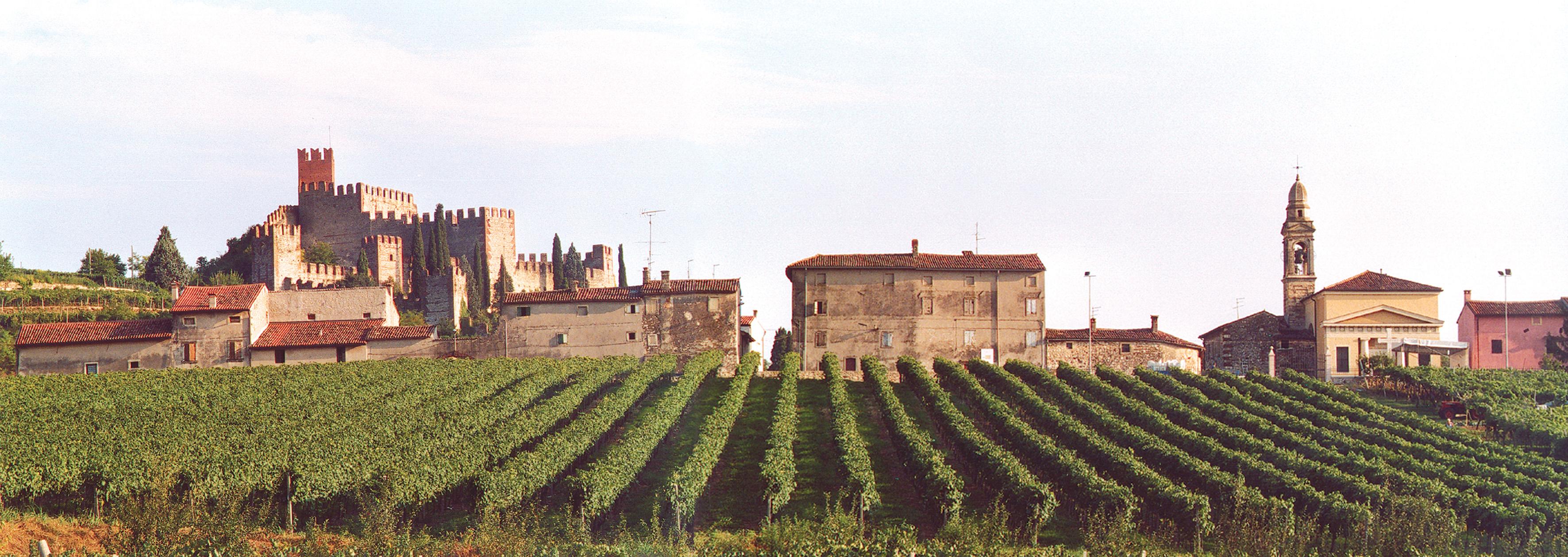 borghi più belli del Veneto Soave