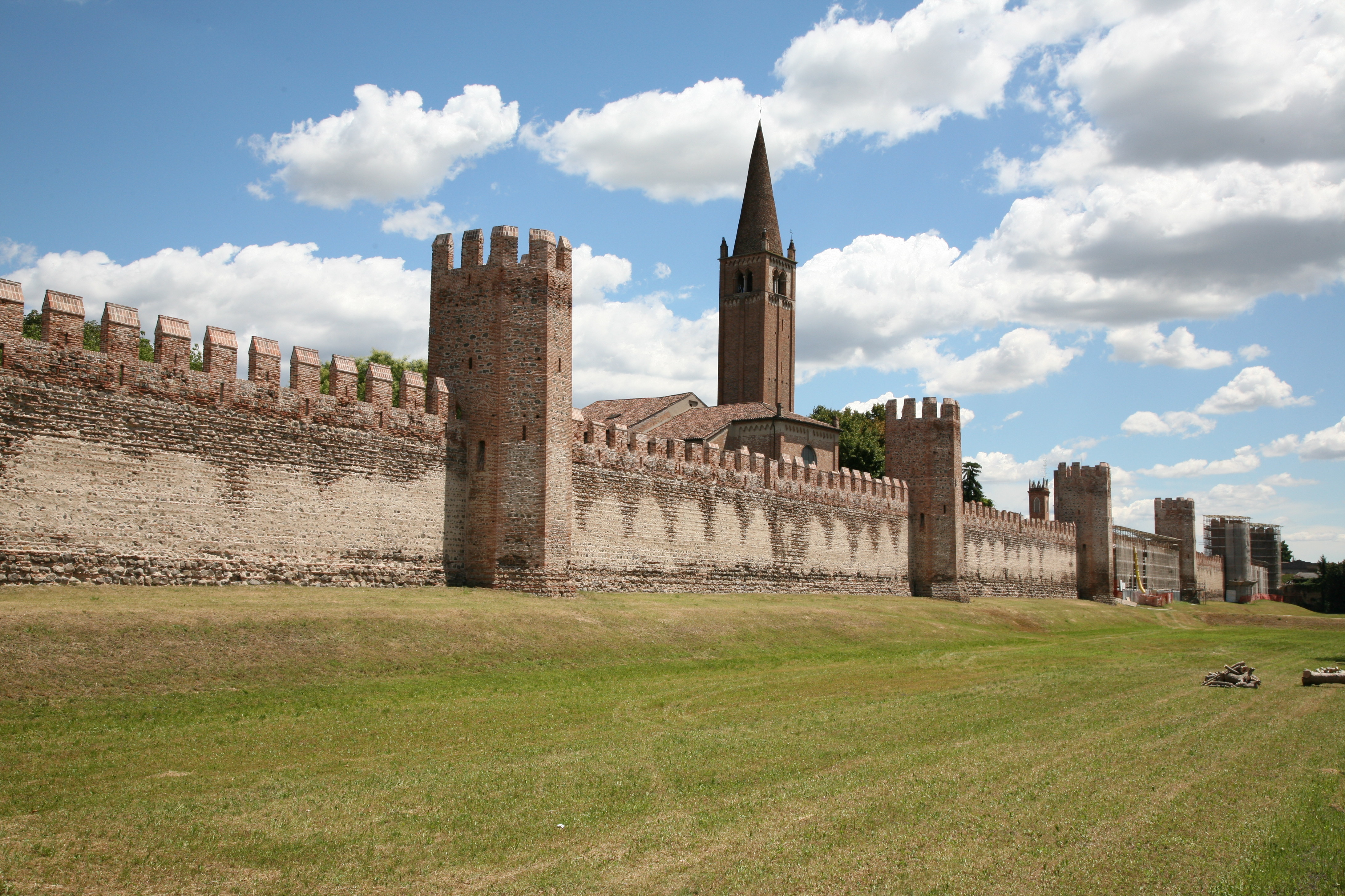 borghi più belli del Veneto, Montagnana