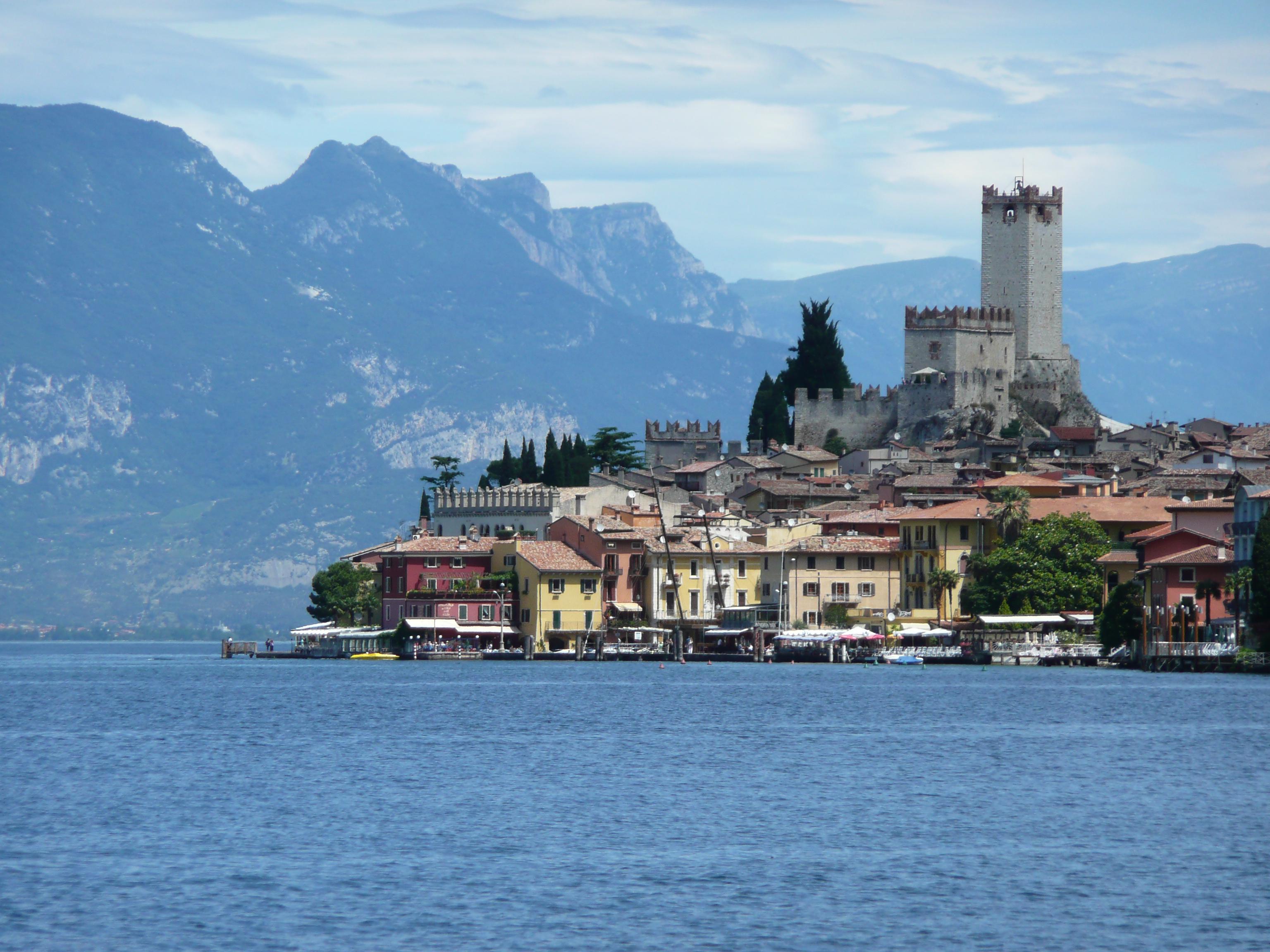 borghi più belli del Veneto, Malcesine