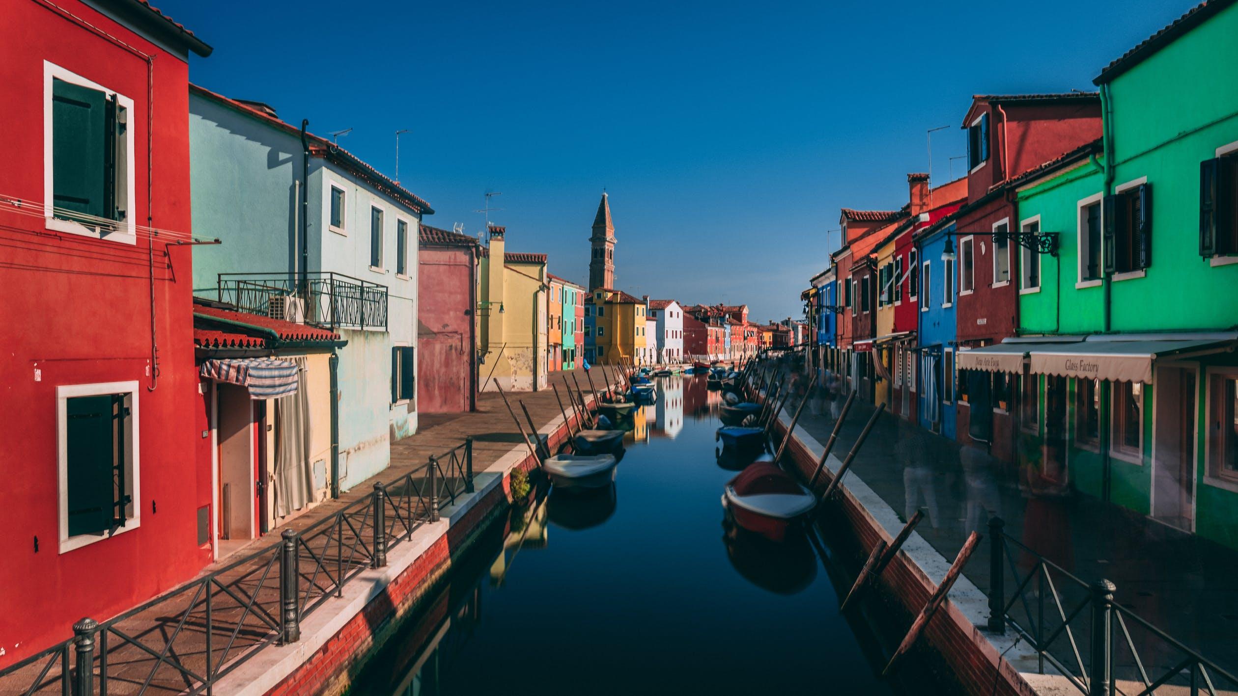 borghi più belli del Veneto, Burano