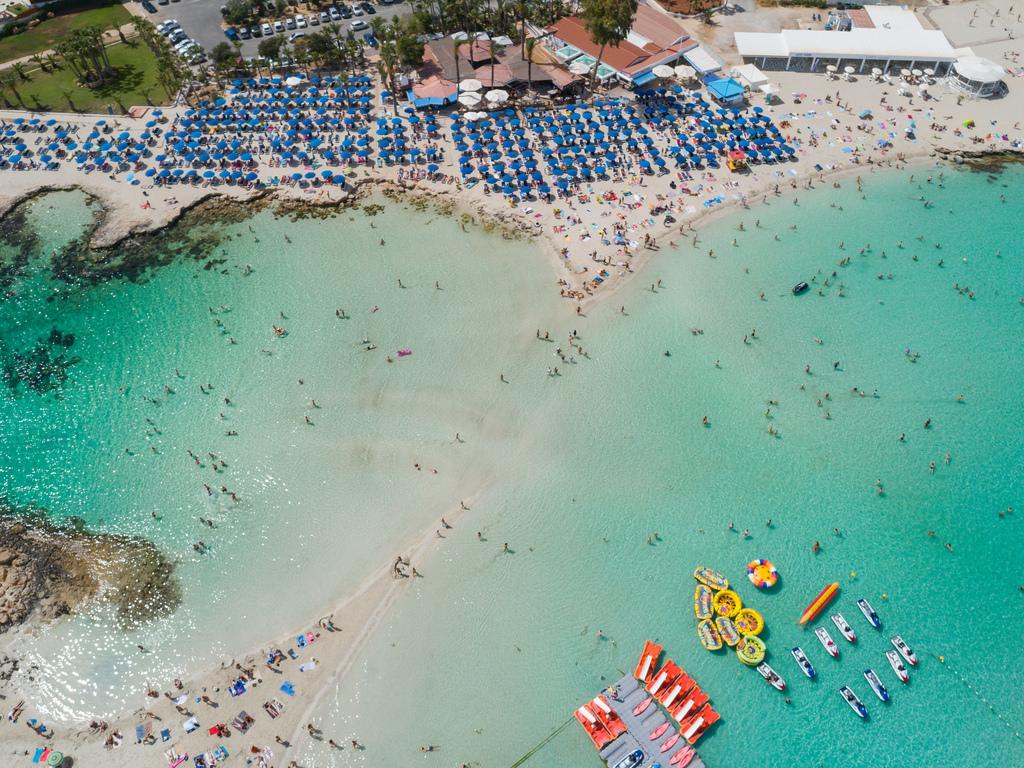 Nissi Nissi, spiagge più belle del mondo