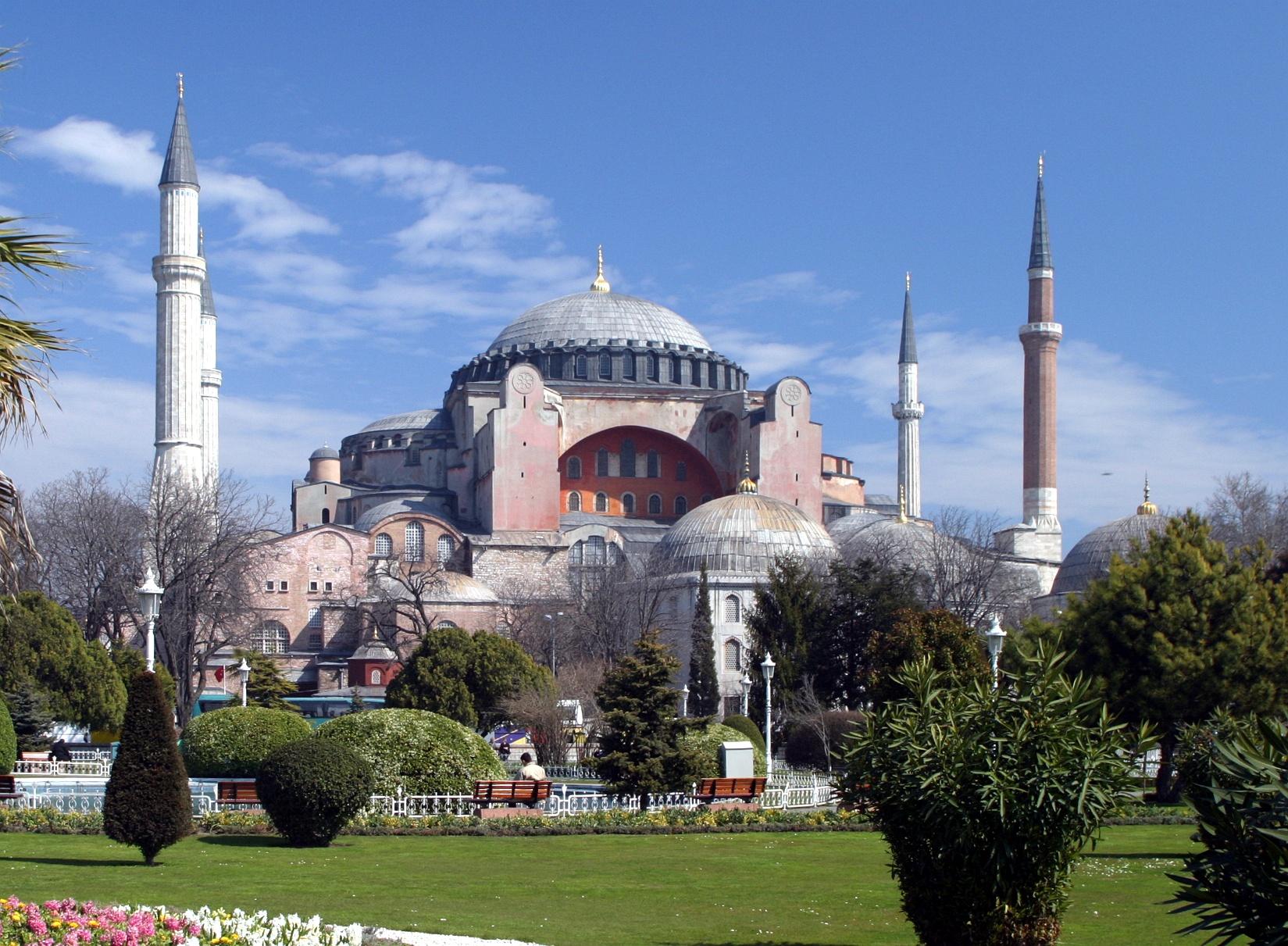 Santa Sofia. Cosa vedere a Istanbul