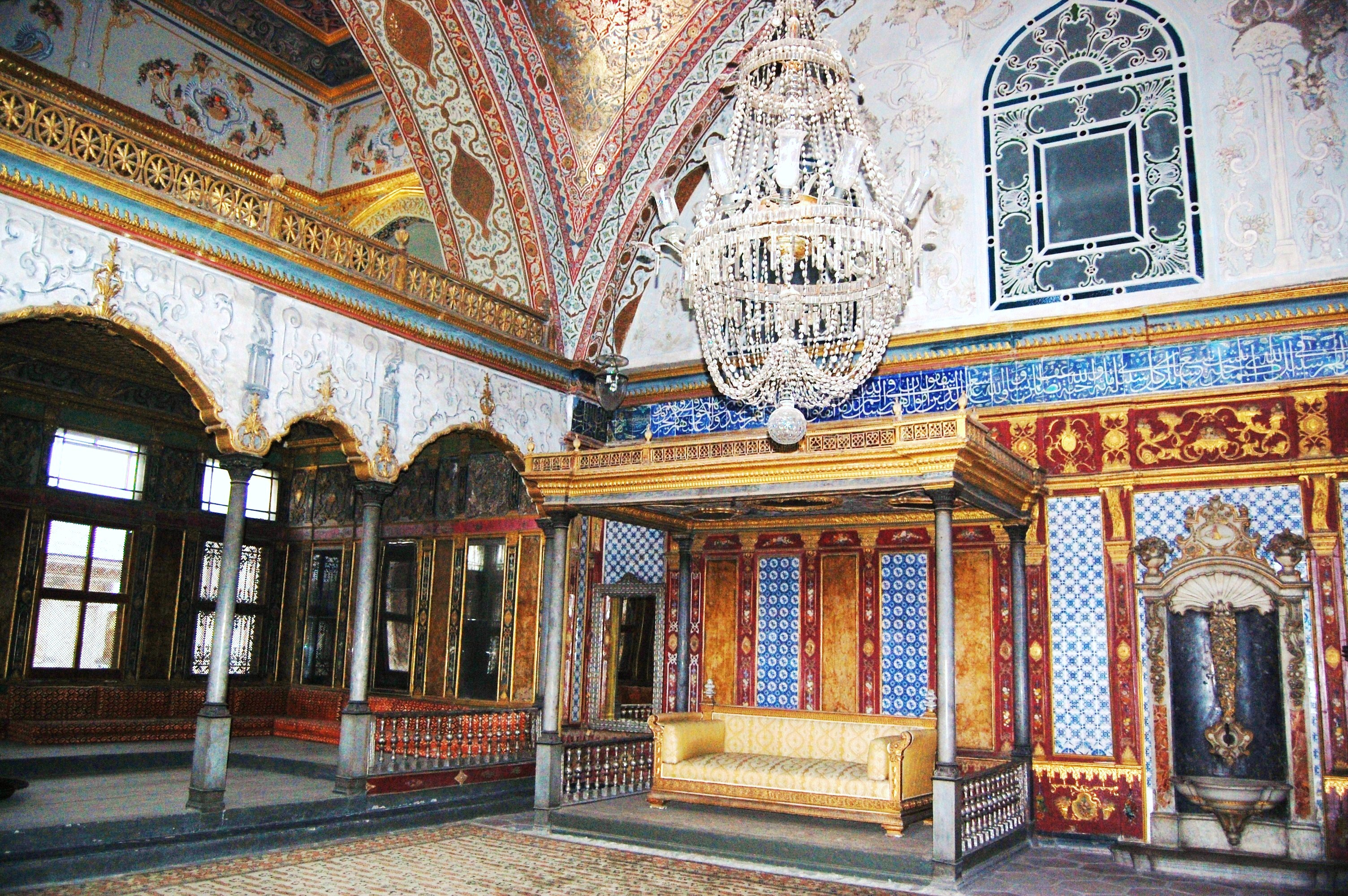 Topkapi_Cosa vedere a Istanbul