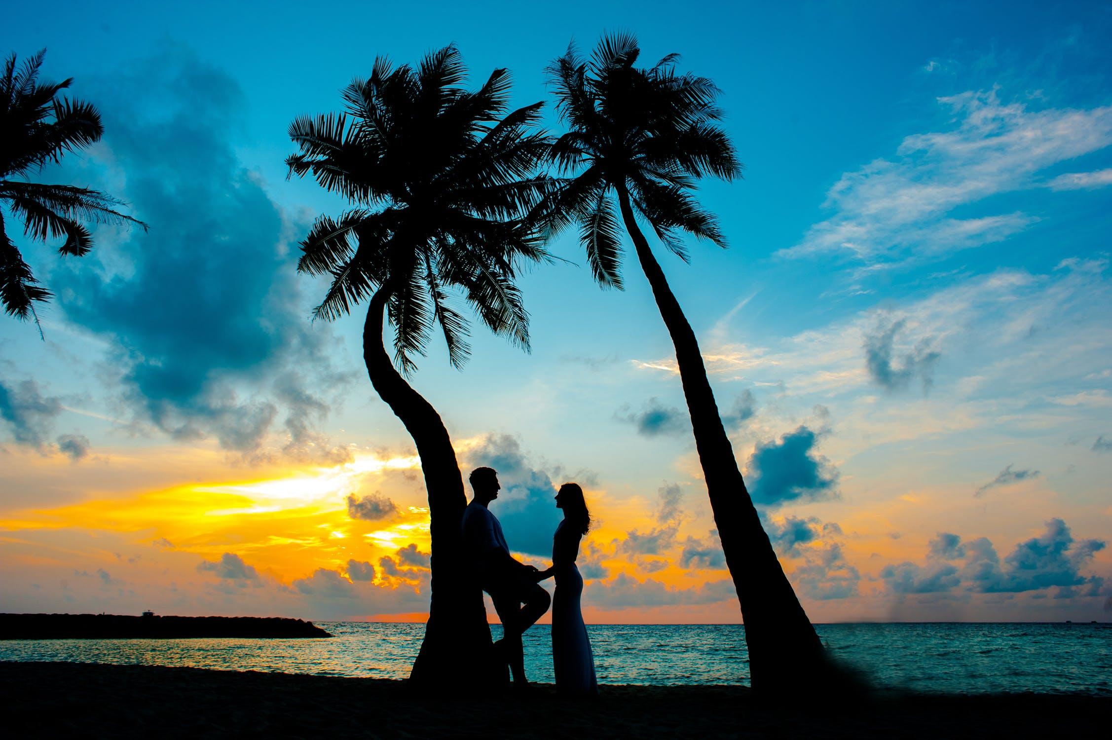 7 Idee per il viaggio di nozze in maggio o giugno